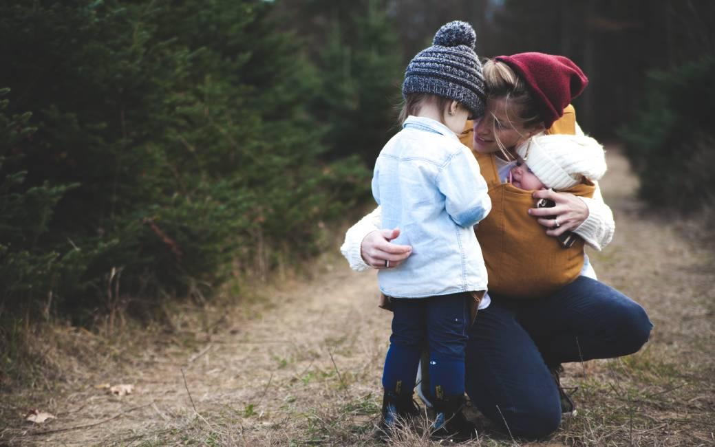 Preparar al hijo mayor para la llegada de un bebé